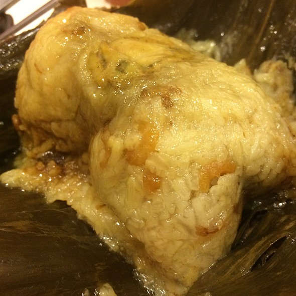 Abalone Dumpling