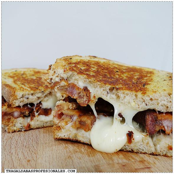 Pork Belly Sandwich @ Kool's