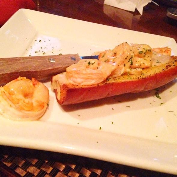 Shrimp Dijonaise - Plumsteadville Inn, Pipersville, PA