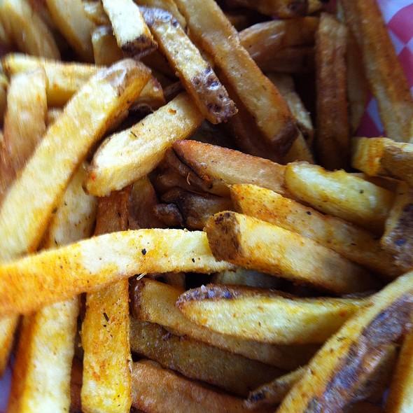 Fries @ Fry Haus