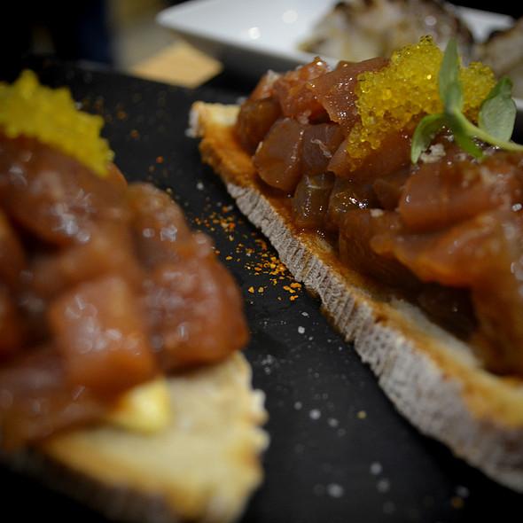 Torricado de Atum @ Mercado da Ribeira