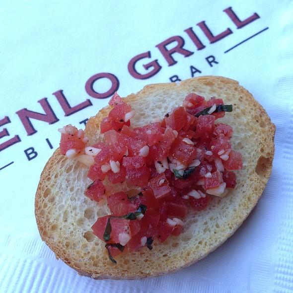 Bruschetta - Menlo Grill Bistro & Bar, Menlo Park, CA