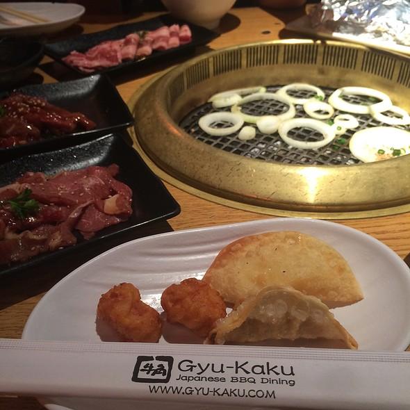 Gyoza @ Gyukaku