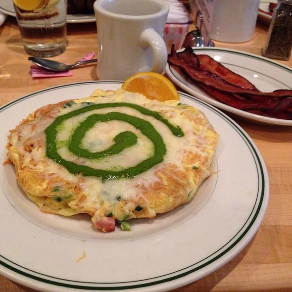 Magnolia Pancake Haus Menu - San Antonio, Tx - Foodspotting
