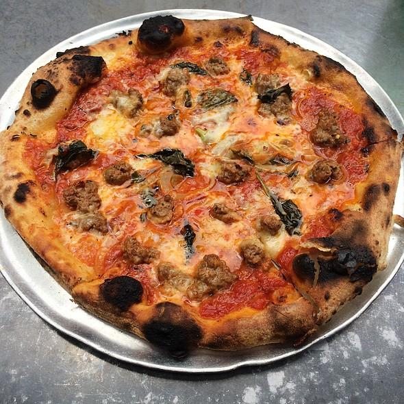 Chorizo Pizza - Gjelina, Venice, CA
