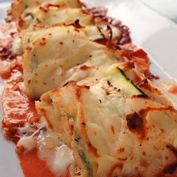 Zucchini Ribbons - Andora Sewickley, Pittsburgh, PA