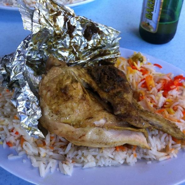 Hanith Chicken Rice @ Saba Restaurant