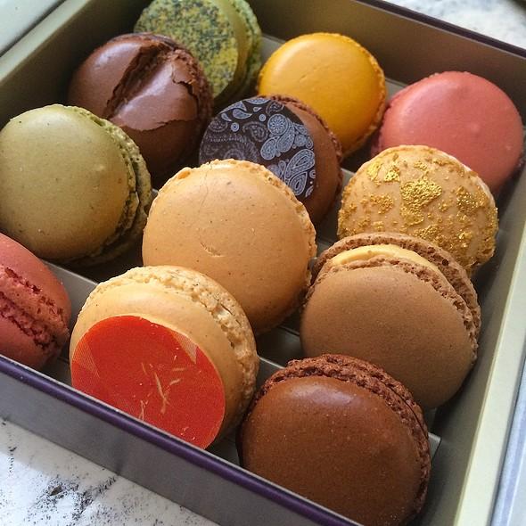 Macarons @ Polly's Home