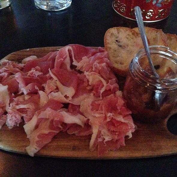 Spanish Ham @ Pollos A La Brasa
