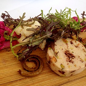 rabbit pate - Restaurant at the Getty Center, Los Angeles, CA