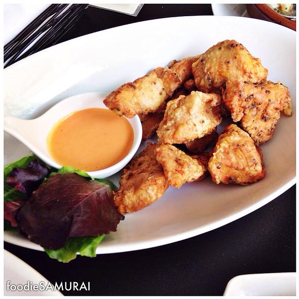 Chicharron de pollo @ Patrias Ceviches & Tapas