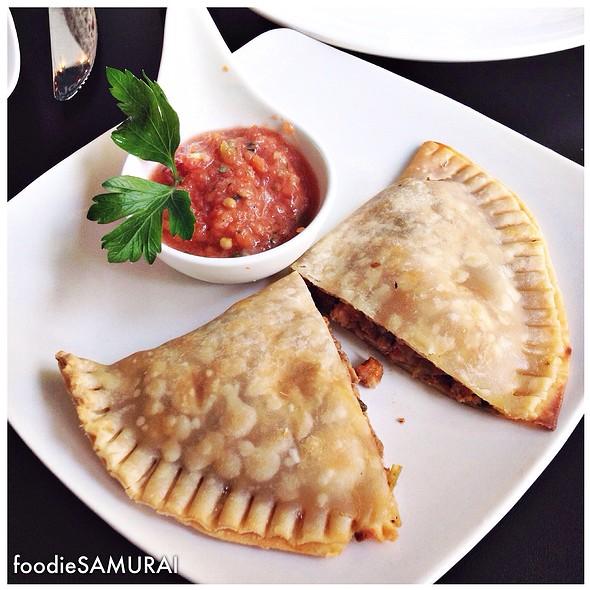 Pork Empanadas @ Patrias Ceviches & Tapas