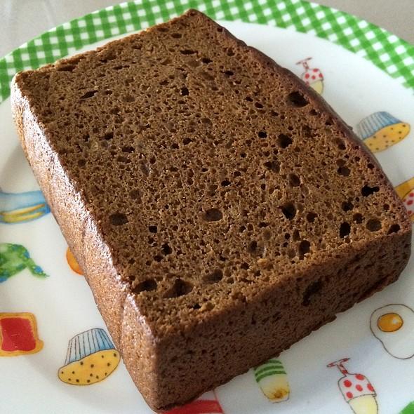 Chocolate Banana Bread @ The Moody Chef