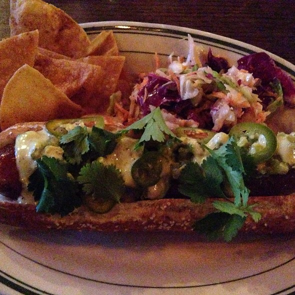 Housemade Hot Dog @ Kirkland Tap & Trotter