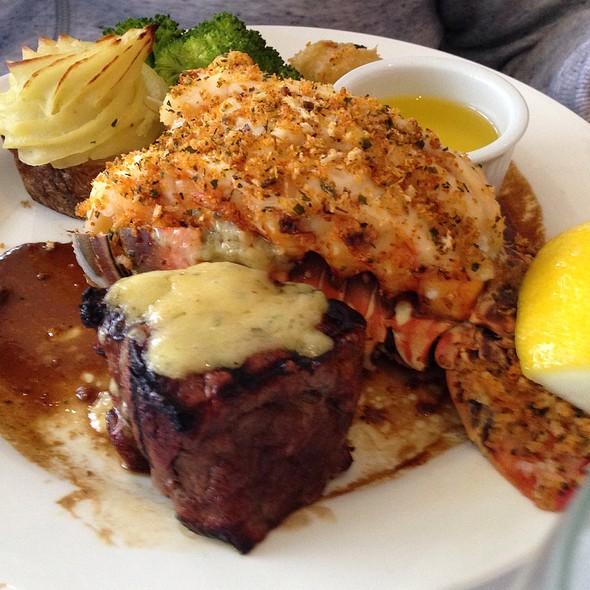 Steak & Lobster - Skylon Tower Revolving Dining Room, Niagara Falls, ON