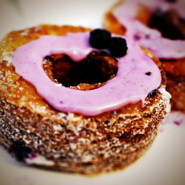 Cronut @ Dominique Ansel Bakery