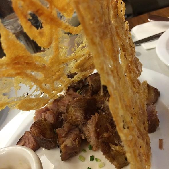 Pork Inasal With Lechon Skin @ Dulcelin Gourmet