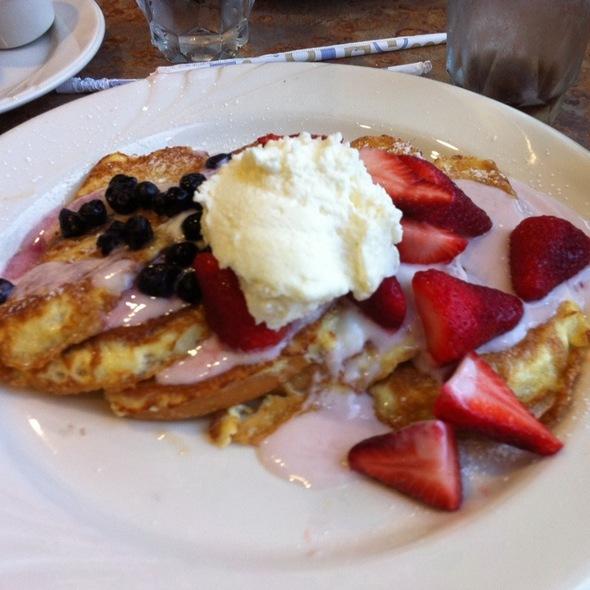 Yogurt French Toast @ Original Pancake House