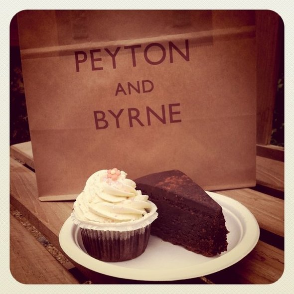 Cake @ Peyton and Byrne