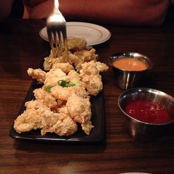 Firecracker Shrimp Starter @ Anvil Bar & Grill
