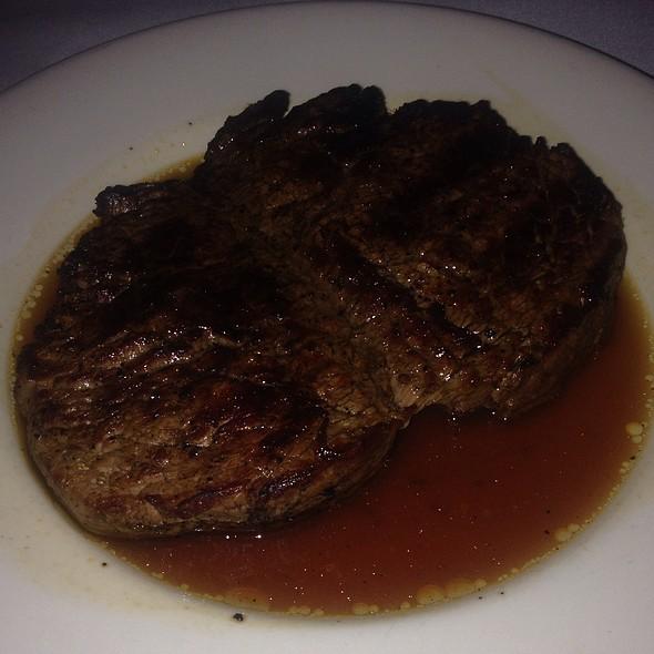 Filet Mignon - Edward's Steakhouse, Jersey City, NJ