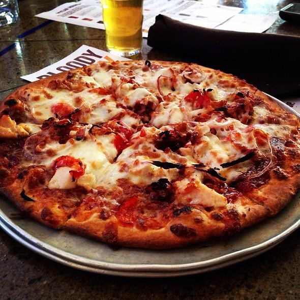 Bacon & Bbq Pizza