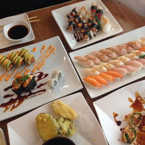 Sushi @ Katsu Sushi