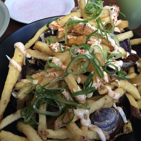 Fries With Clams