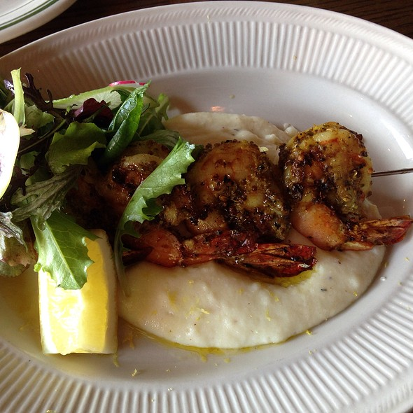 Shrimp and Polenta @ Kirkland Tap & Trotter