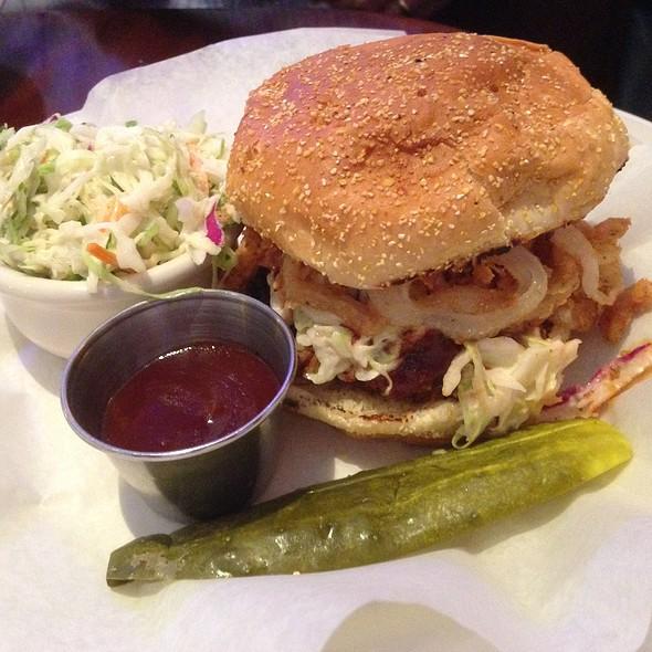 Pulled Pork Sandwich - Weber Grill - Schaumburg, Schaumburg, IL