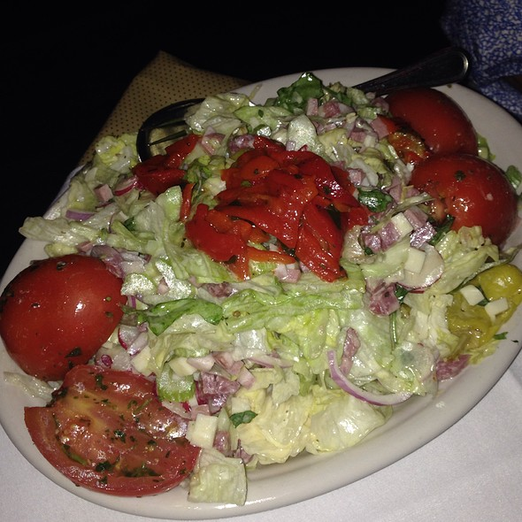 Carmine's Salad - Carmine's - Atlantic City, Atlantic City, NJ