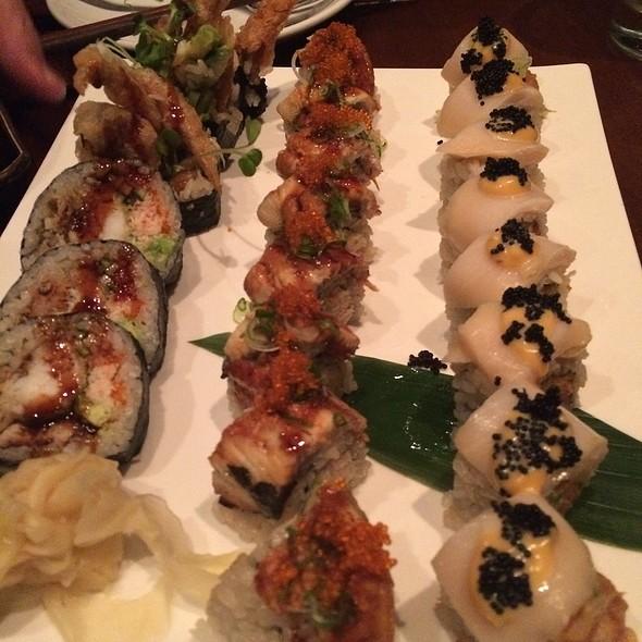 Rows Of Sushi! - Umami, San Francisco, CA