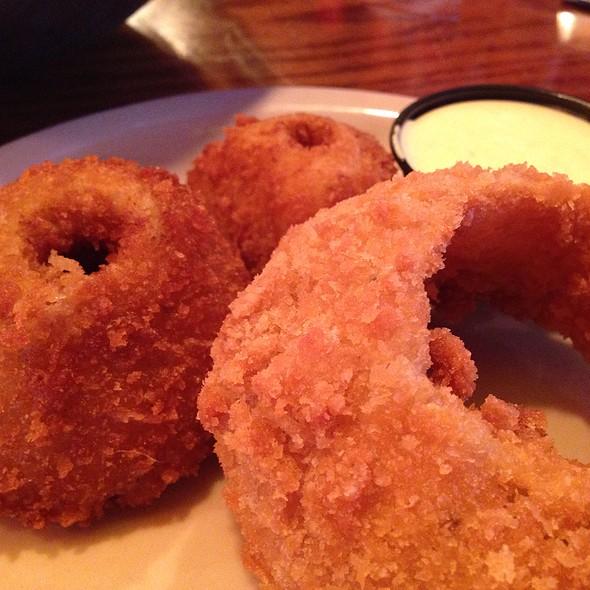 Onion Rings @ Cody's Original Roadhouse