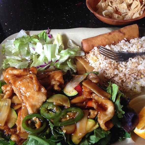 Bangkok Chicken @ Bistro King