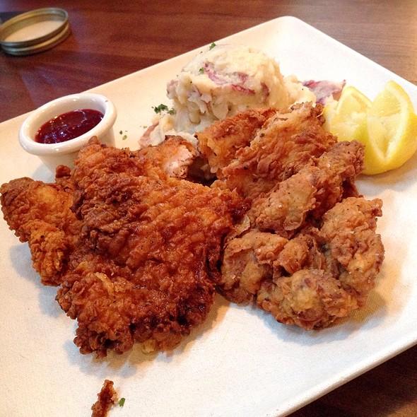 Fried Chicken @ MASH'D