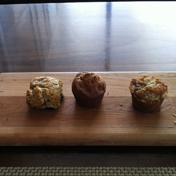 Muffins @ Craft Dallas