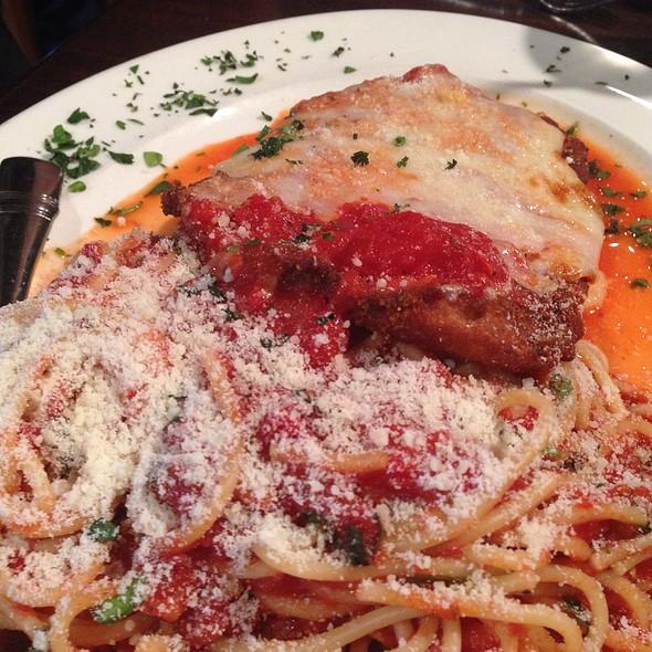 Chicken Parmesan @ Russo's Italian Kitchen