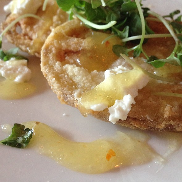 Fried Green Tomatoes @ Southbound