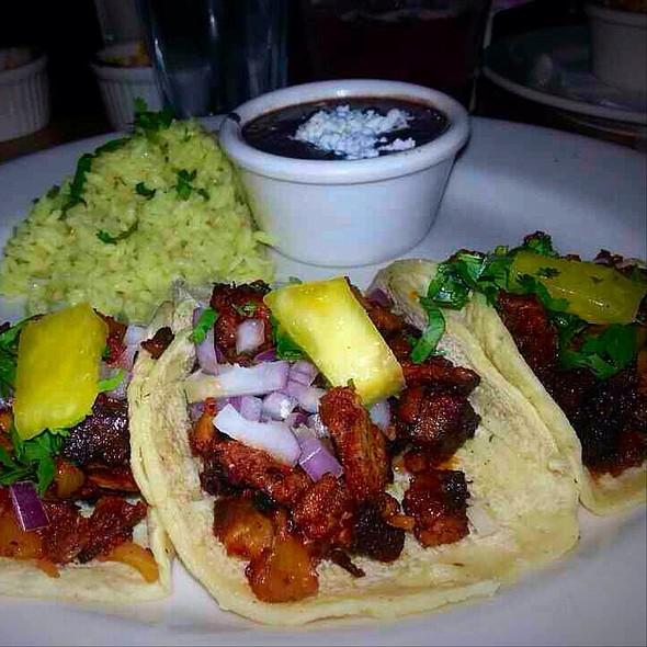 Tacos al Pastor - Yxta Cocina Mexicana, Los Angeles, CA