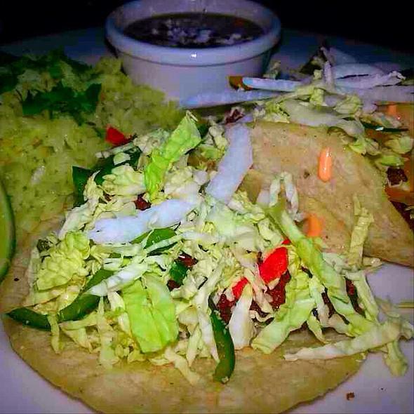 Tacos de camarones - Yxta Cocina Mexicana, Los Angeles, CA
