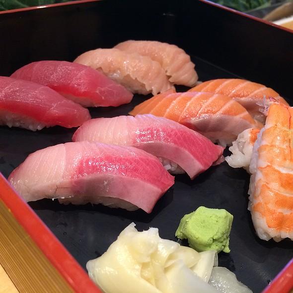 Sushi Dinner @ I Love Sushi