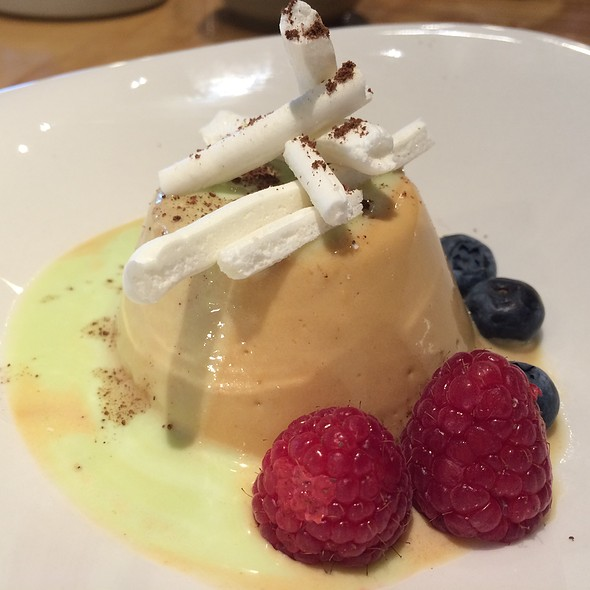 Caramel Pudding @ I Love Sushi
