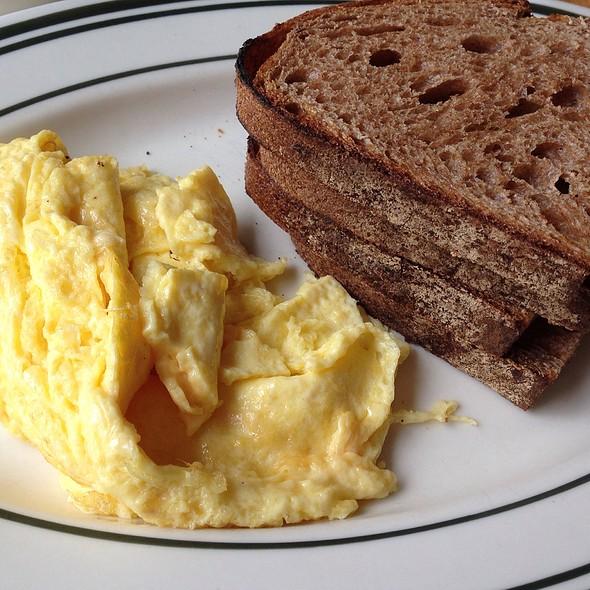Basic Breakfast @ Penny Cluse Cafe
