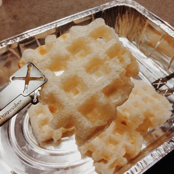 Mochi Waffles @ OpenTable HQ