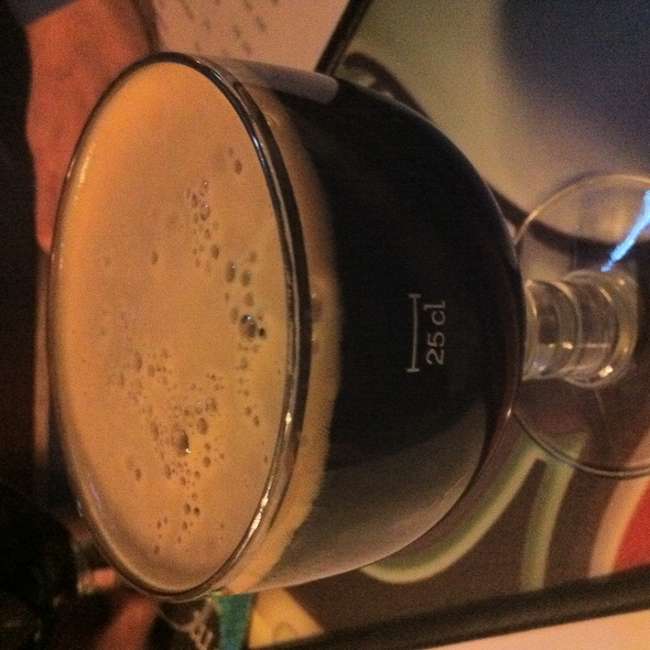 Cappuchino Stout