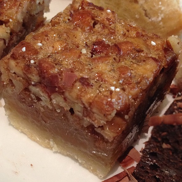 Pecan Pie Bars - Six Penn Kitchen, Pittsburgh, PA