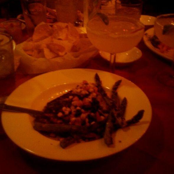 Puerco Con Cafe Y Chile Marron @ Maya Cafe