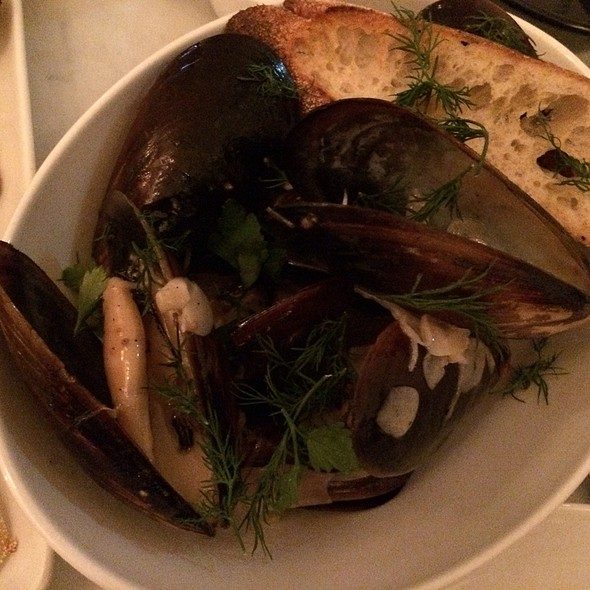 Mussels @ Stokehouse City