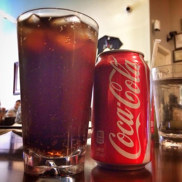 Coca Cola @ Dim Sum Garden