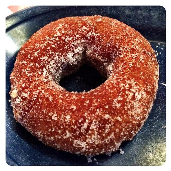Donuts @ Paul Bunyans Cook Shanty